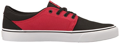 TX Homme Black Baskets Trase DC Red Shoes Mode White FfwTzwqZ