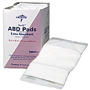 medline-abdominal-abd-pads-sterile-8-x-10-18-unit-box