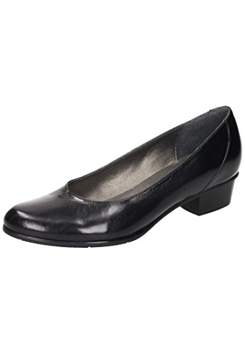 Piazza Damen Pumps Schwarz