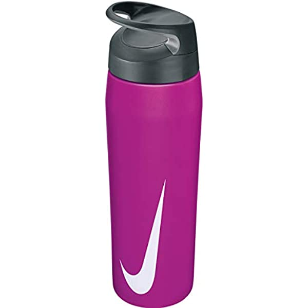 Nike Twist Sport Water Bottle Stainless Tumbler Cycling Black 16oz AC4245-068
