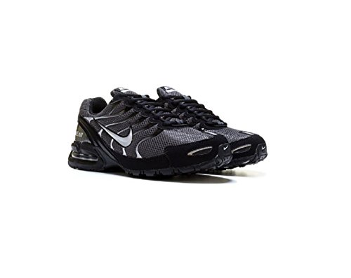 Nike Men's Air Max Torch 4 Running Shoes, Anthracite/Metallic Silver-Black,