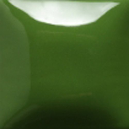 (Mayco Stroke & Coat Wonderglaze for Ceramic Bisque - 2 oz - SC26 - Green)