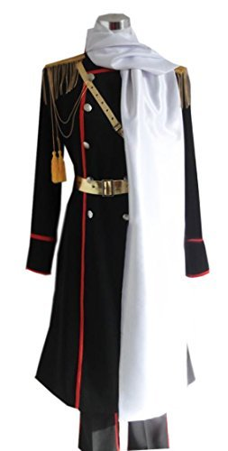 Dreamcosplay Anime Hetalia: Axis Powers Russia Black Military Uniform Cosplay by Dreamcosplay