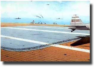 Eduard Models Japanese Navy Aircraft Carrier Deck