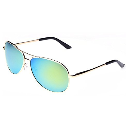 IPOLAR GSG800033C7 UV400 TAC Lens Metal Metal Frames - Sunglasses Varifocal Boots
