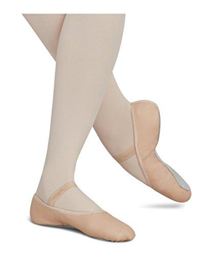 Capezio-Womens-Daisy-Ballet-ShoeWhite4-N-US