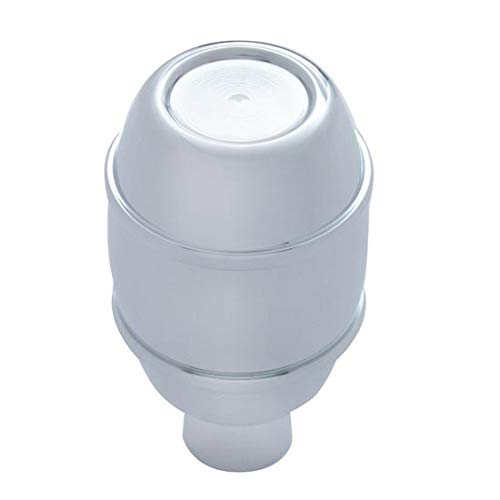 Chrome Aluminum Keg Air Valve Knob