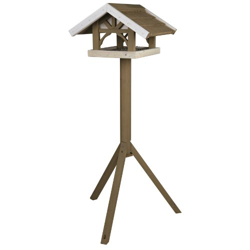 Trixie Pet Products Nantucket Wooden Bird Feeder with Stand by TRIXIE Pet Products