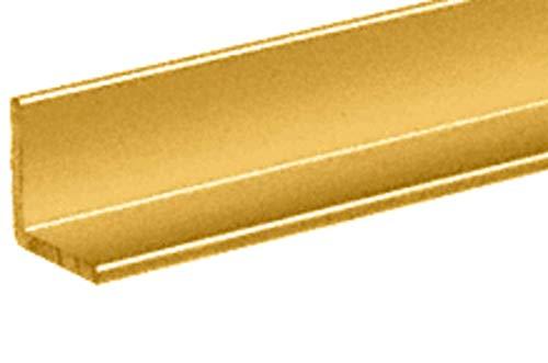 - CRL Buffed Brite Gold Anodized 1/2