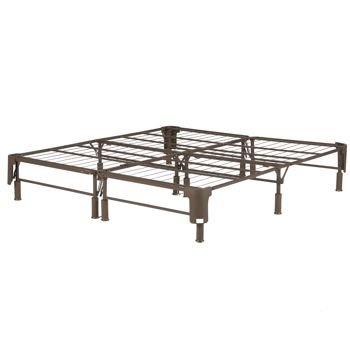 Spirit Bed Frame (Twin) - Metal Bed Frame and Box Spring Replacement ...