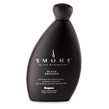 Supre Smoke Black Bronzer Tanning Lotion