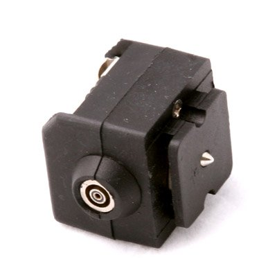 ePhoto Hot Shoe Hotshoe PC Sync Adapter Sync Cord Adapter for Canon Nikon PSS01