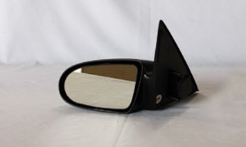 TYC 1500112 Chevrolet Metro Driver Side Manual Replacement Mirror