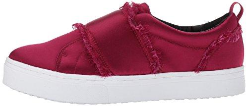 Sam Edelman Cranberry Women's Satin Sneaker Levine dxY84vqx