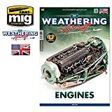 Ammo of Mig TWA The Weathering Aircraft Issue.3 Engines English #5203