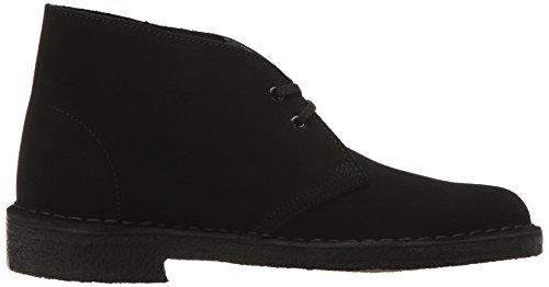 Clarks Desert Boot Desert Black Boot Clarks Clarks Black qFFdT6