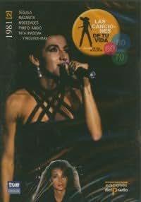 Amazon.com: LAS CANCIONES DE TU VIDA : 1981 VOL.2. [DVD Non ...