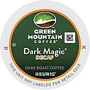 Green Mountain Products Dark Magic Decaf, Single Serve Co...