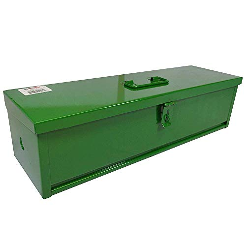 RanchEx 102423 Tool Box - Portable for Trucks/Tractors, Mounting Hardware Included - 16