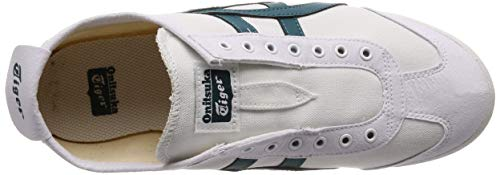 Mexico Slip Onitsuka Scarpa Tiger on Bianco 66 5pZO4wZq