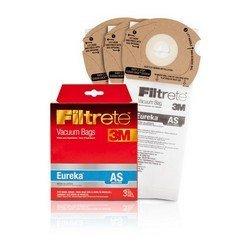 - Filtrete 67726 Eureka AS Vacuum Bags (3-Pack)-- (Package Of 6)