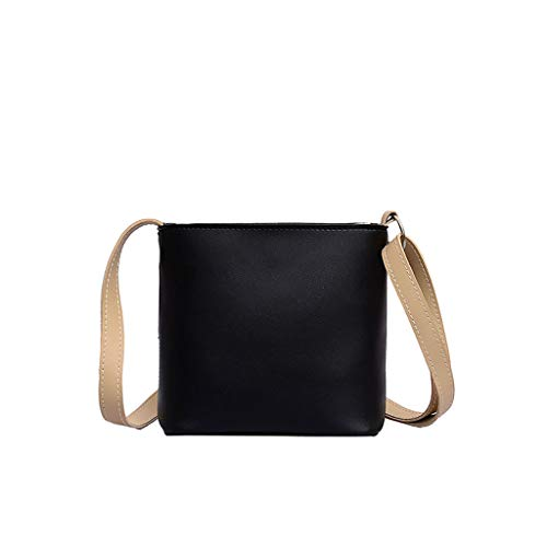 On Sale!!!♛HYIRI Solid color Strap Shoulder Bag,Women's Large Capacity Messenger Bags from HYIRI