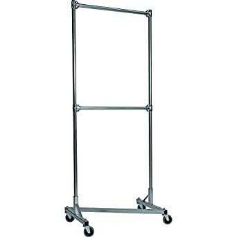 Amazon.com: Calidad fabricantes Z-RACK, Heavy Duty perchero ...