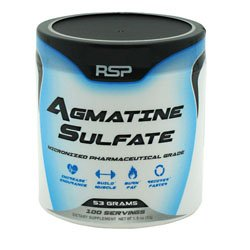 RSP Nutrition Agmatine Sulfate, 53g, 100 portions