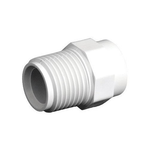 """King Male Adapter Cpvc/Cts 3/4 """" Mpt Cpvc"""