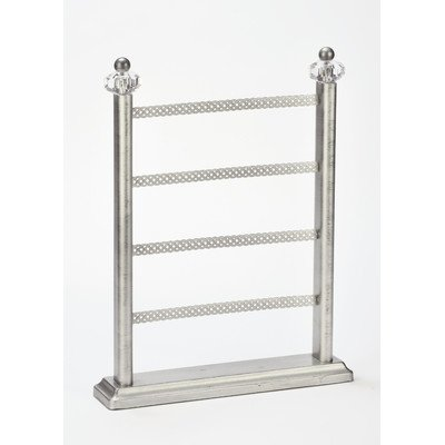 TRIPAR 43055 18.5 Inch Gray Earring Stand