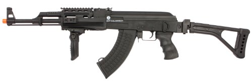 Premium Quarter Round - Soft Air Kalishnikov Tactical AK47 Electric Powered Airsoft Rifle