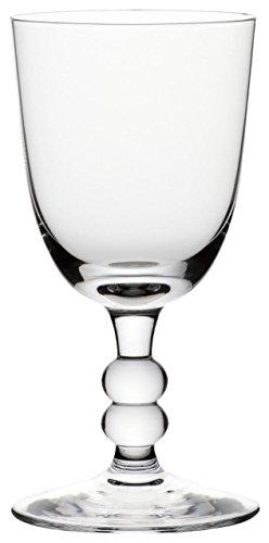 Bohemia Cristal 093 006 046 Weinkelche ca. 270 ml aus Kalk-Natron-Glas 6er Set