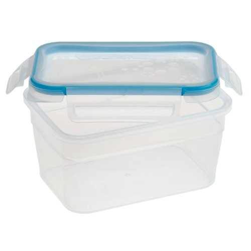 Snapware 5-Cup Total Solution Rectangle Food Storage Container, ()