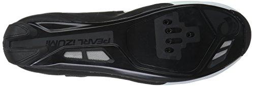 PEARL iZUMi Select Road V5 Shoes Men white/black Schuhgröße 46 2018 Schuhe