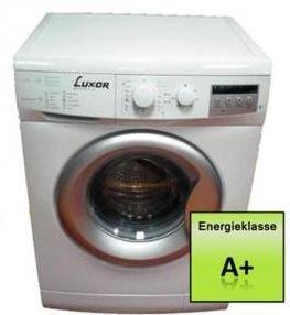 Luxor WM 1249 R6 A LUX Waschmaschine Frontlader 1200 Rpm 7 Kilograms