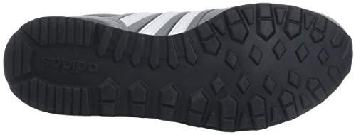 Zapatillas Adidas White Footwear 0 Grey Runeo 0k Grey Hombre para de Gimnasia Gris zBFEBZWnvr