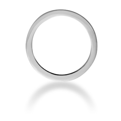 Miore - MP9100R - Bague Femme Or Blanc 375/1000 (9 carats) 1.14 gr