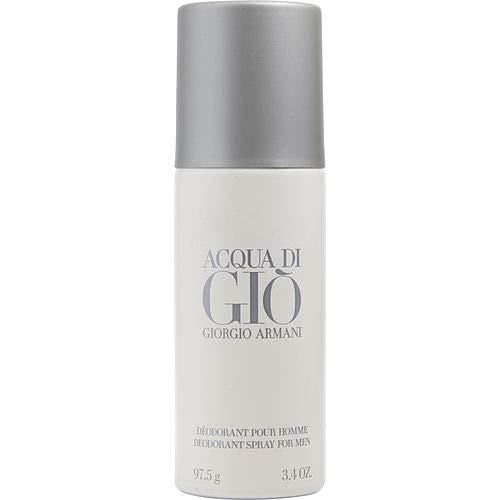 ACQUA DI GIO by Giorgio Armani DEODORANT SPRAY 3.4 OZ for MEN 100% Authentic Acqua Di Gio Body Spray
