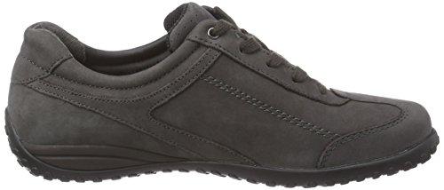 Low Frauen Basic Top 398 36 Sneakers Comfort Gabor Grau Schuhe xXEq1nY