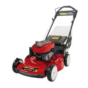 Reciclador 22 in. Personal Ritmo self-propelled de velocidad ...