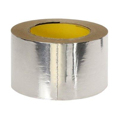 """3"""" x 150' Aluminum SCIF Tape, Non-Conductive Adhesive"""