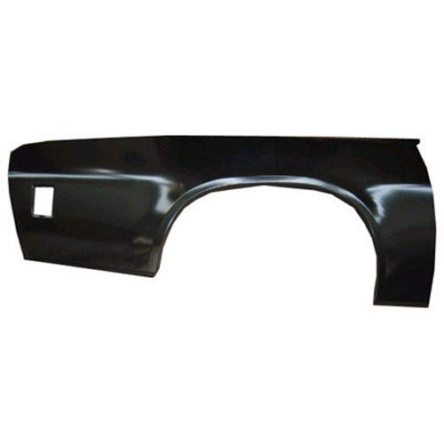 Rear Panel Quarter Skin (Golden Star Auto QP03-73R Quarter Panel Skin)