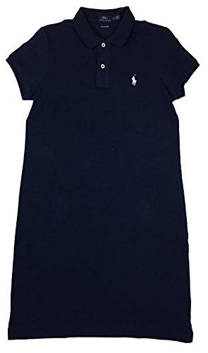 Polo Ralph Lauren Women's Mesh Mini Dress (XL, Newport ()