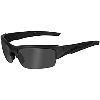 f7a06e30903 Amazon.com   Wiley X Nash Plrzd SMK Gry Matte Blk   Sports   Outdoors