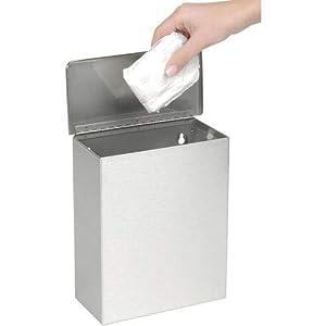ASI Surface Mounted Sanitary Napkin Disposal - 0852(852)