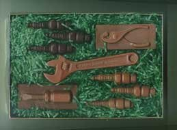 Chocolate Mechanic Tools I Gift Set - 9 pc.