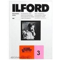 Ilford Ilfospeed RC Deluxe Resin Coated Black & White Enlarging Paper - 5x7\