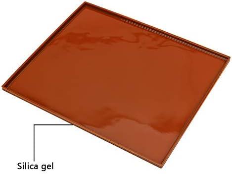 Tapete de silicona para hornear, antiadherente, para pasteles ...