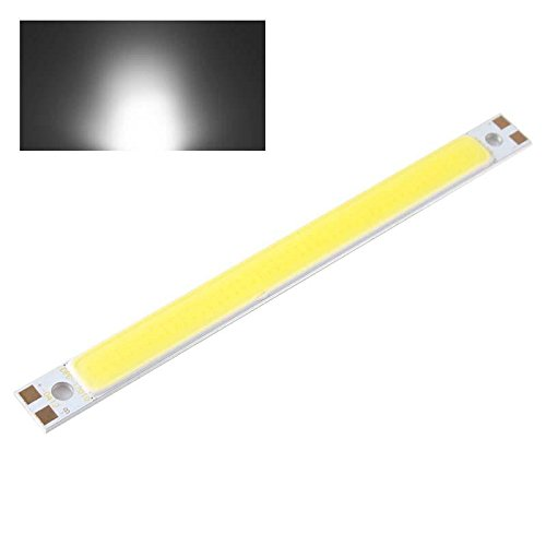 Crazydeal 220089 3W COB LED Lamp, Pure White