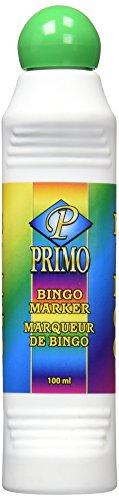 Primo Bingo Markers, Green (100 ml)